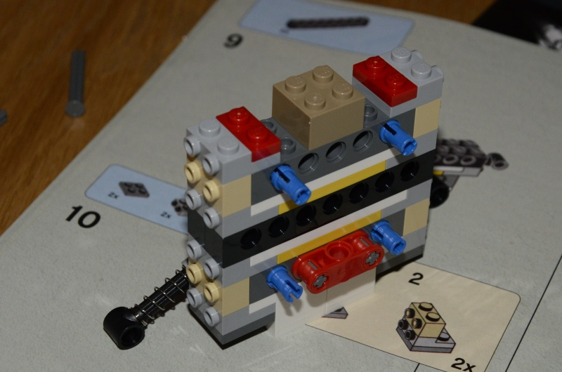 LEGO STAR WARS - 10240 - Red Five X-Wing Starfighter UCS _dsc8717