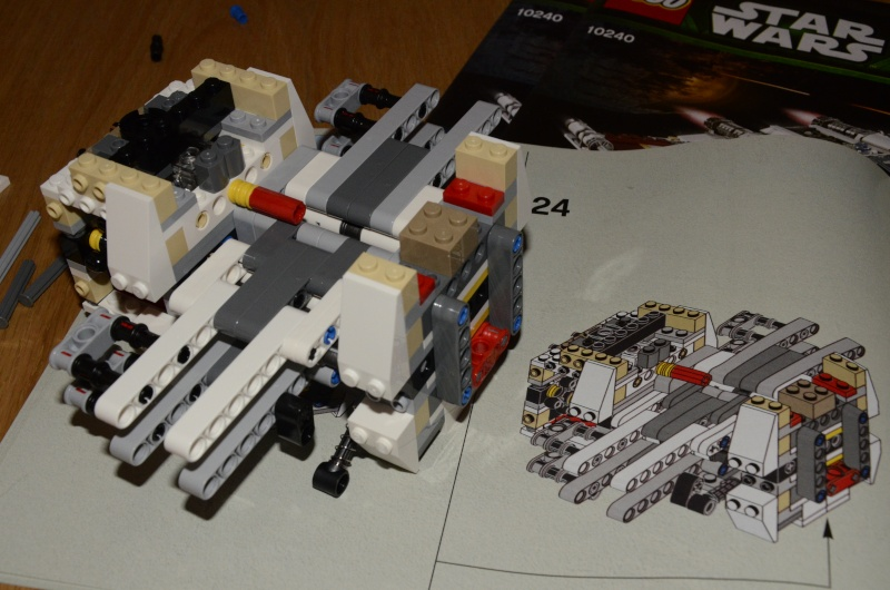 LEGO STAR WARS - 10240 - Red Five X-Wing Starfighter UCS _dsc8718