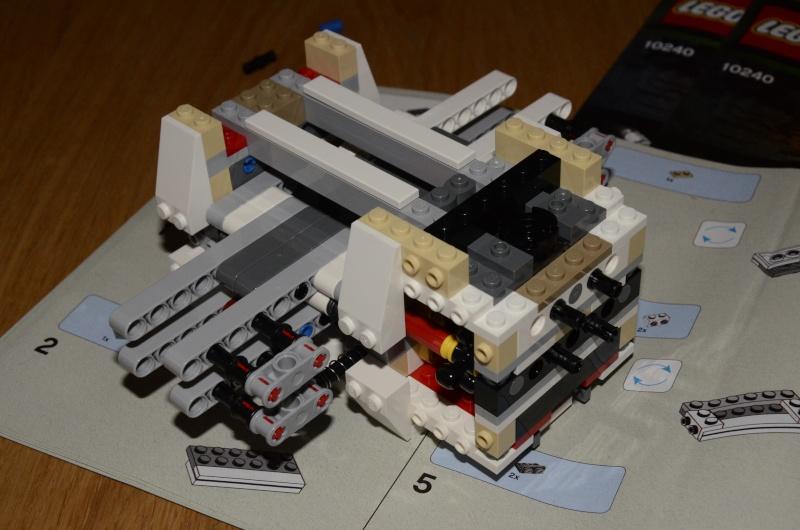 LEGO STAR WARS - 10240 - Red Five X-Wing Starfighter UCS _dsc8719