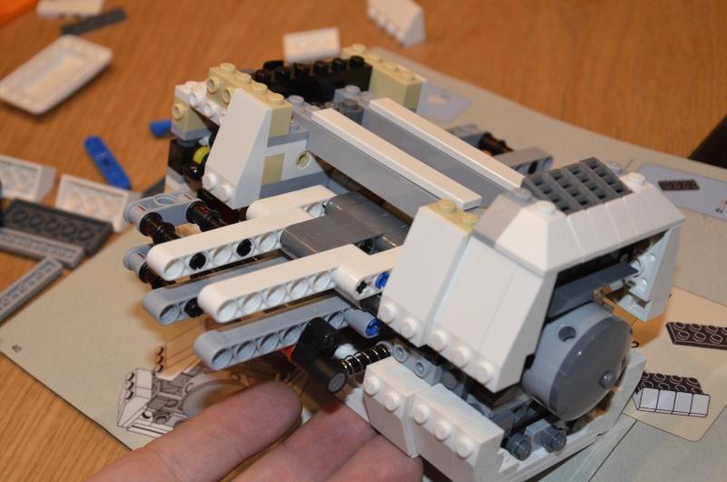 LEGO STAR WARS - 10240 - Red Five X-Wing Starfighter UCS _dsc8724