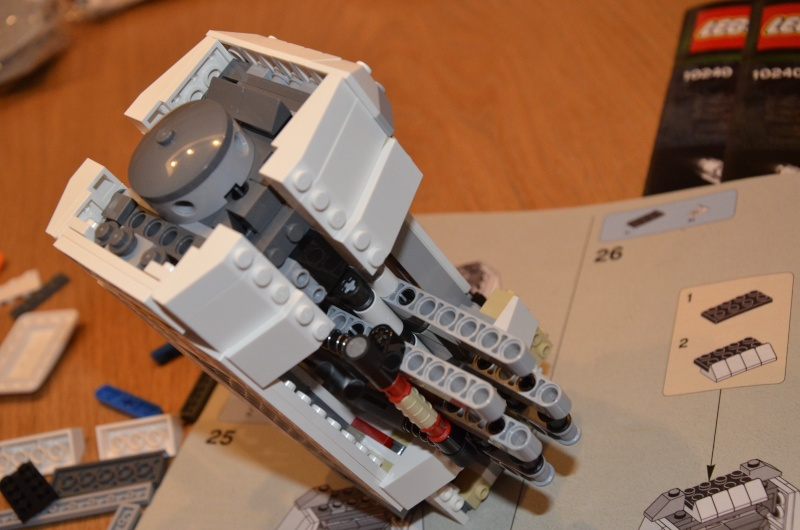 LEGO STAR WARS - 10240 - Red Five X-Wing Starfighter UCS _dsc8725