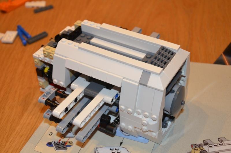 LEGO STAR WARS - 10240 - Red Five X-Wing Starfighter UCS _dsc8726