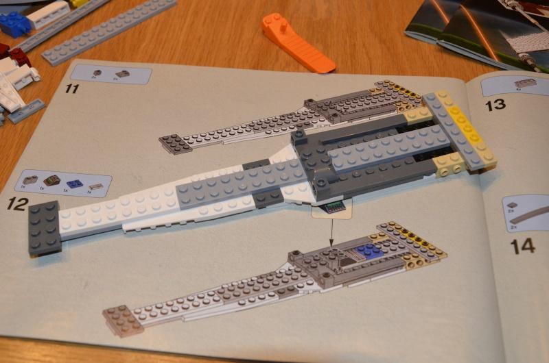 LEGO STAR WARS - 10240 - Red Five X-Wing Starfighter UCS _dsc8810