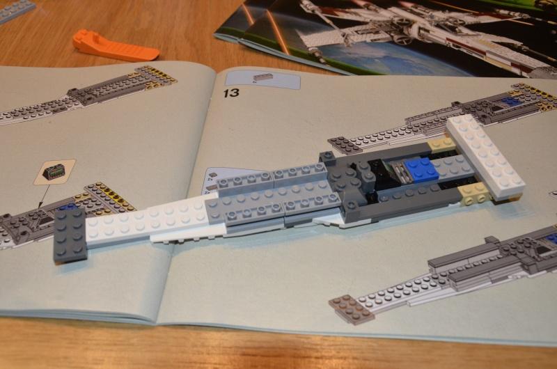 LEGO STAR WARS - 10240 - Red Five X-Wing Starfighter UCS _dsc8811