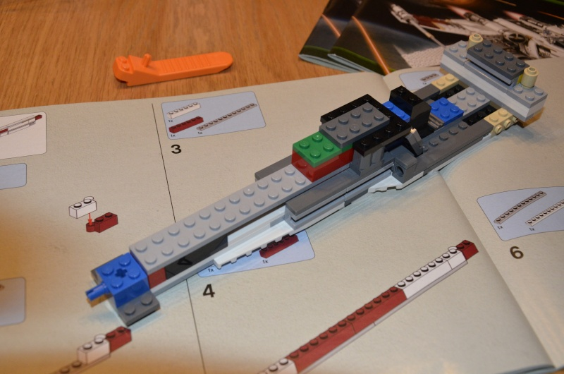 LEGO STAR WARS - 10240 - Red Five X-Wing Starfighter UCS _dsc8812