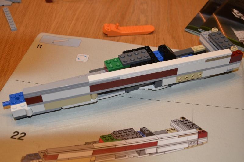 LEGO STAR WARS - 10240 - Red Five X-Wing Starfighter UCS _dsc8814