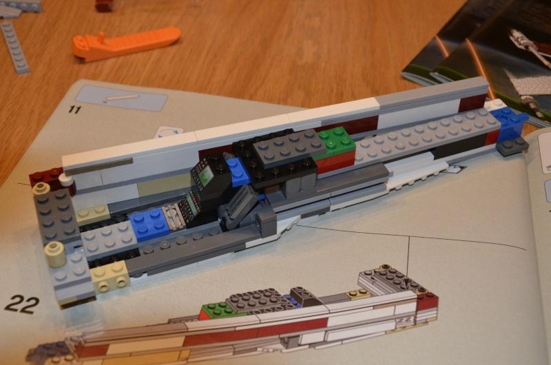 LEGO STAR WARS - 10240 - Red Five X-Wing Starfighter UCS _dsc8815