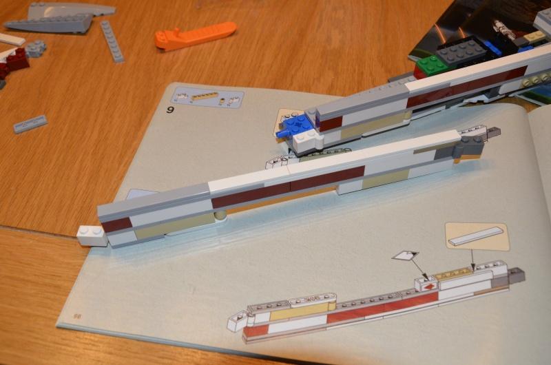 LEGO STAR WARS - 10240 - Red Five X-Wing Starfighter UCS _dsc8816