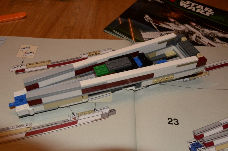 LEGO STAR WARS - 10240 - Red Five X-Wing Starfighter UCS _dsc8817
