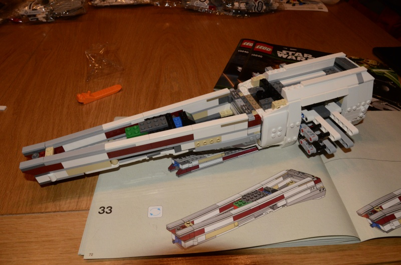 LEGO STAR WARS - 10240 - Red Five X-Wing Starfighter UCS _dsc8820