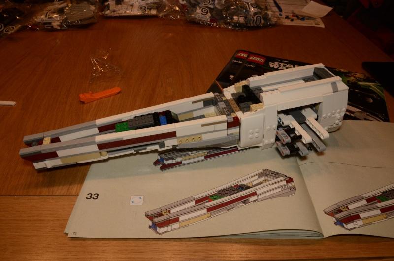LEGO STAR WARS - 10240 - Red Five X-Wing Starfighter UCS _dsc8821