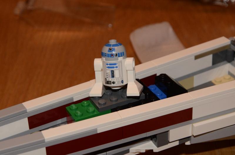 LEGO STAR WARS - 10240 - Red Five X-Wing Starfighter UCS _dsc8822