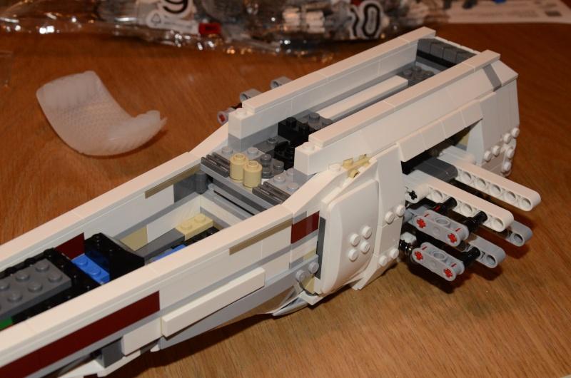 LEGO STAR WARS - 10240 - Red Five X-Wing Starfighter UCS _dsc8824
