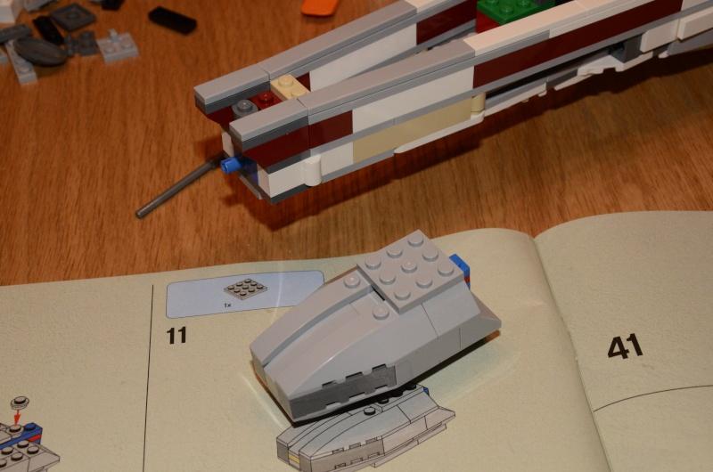 LEGO STAR WARS - 10240 - Red Five X-Wing Starfighter UCS _dsc8825
