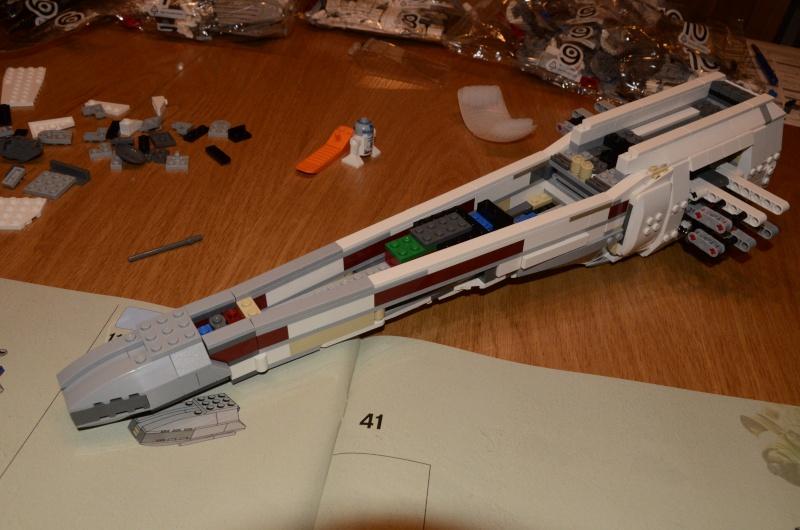 LEGO STAR WARS - 10240 - Red Five X-Wing Starfighter UCS _dsc8826