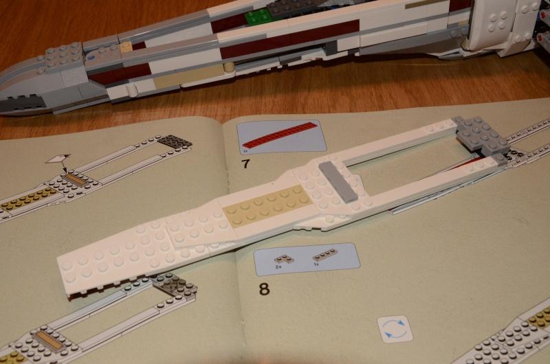 LEGO STAR WARS - 10240 - Red Five X-Wing Starfighter UCS _dsc8833