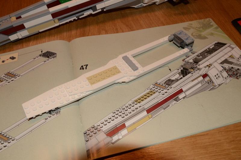 LEGO STAR WARS - 10240 - Red Five X-Wing Starfighter UCS _dsc8834