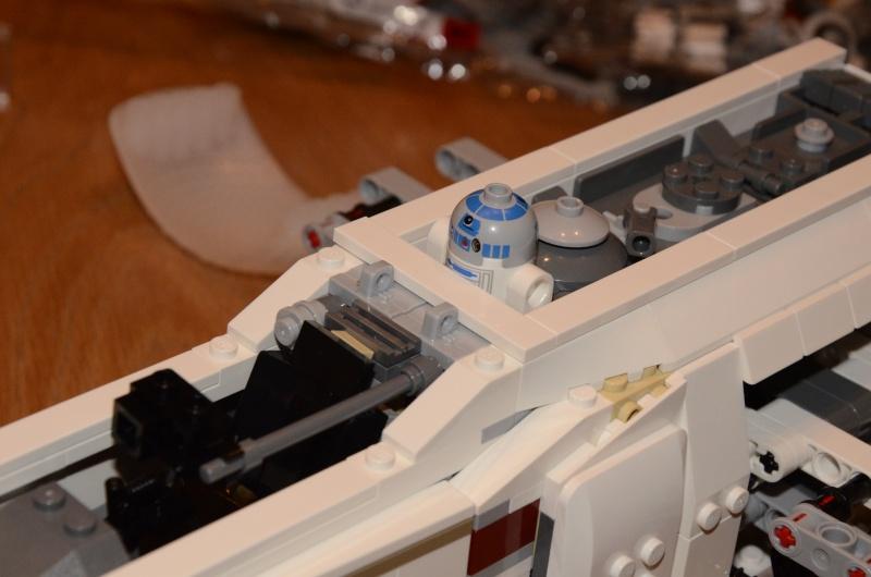 LEGO STAR WARS - 10240 - Red Five X-Wing Starfighter UCS _dsc8836