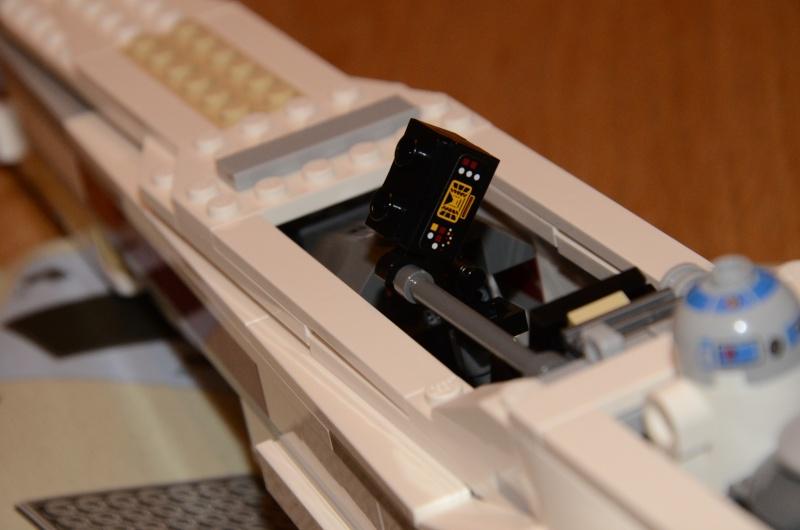 LEGO STAR WARS - 10240 - Red Five X-Wing Starfighter UCS _dsc8838