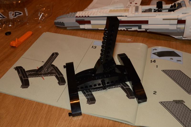 LEGO STAR WARS - 10240 - Red Five X-Wing Starfighter UCS _dsc8839