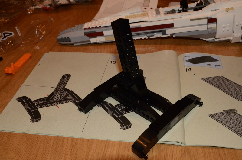 LEGO STAR WARS - 10240 - Red Five X-Wing Starfighter UCS _dsc8840