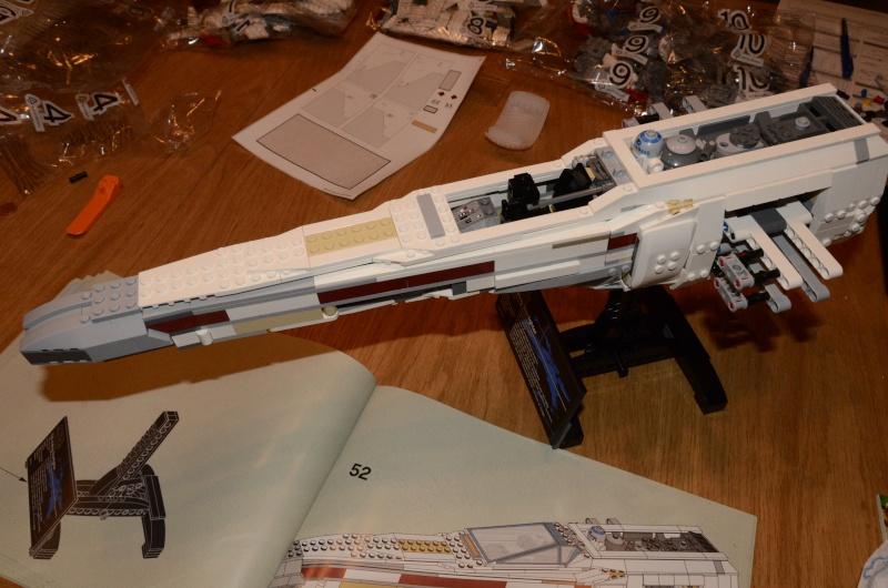LEGO STAR WARS - 10240 - Red Five X-Wing Starfighter UCS _dsc8841