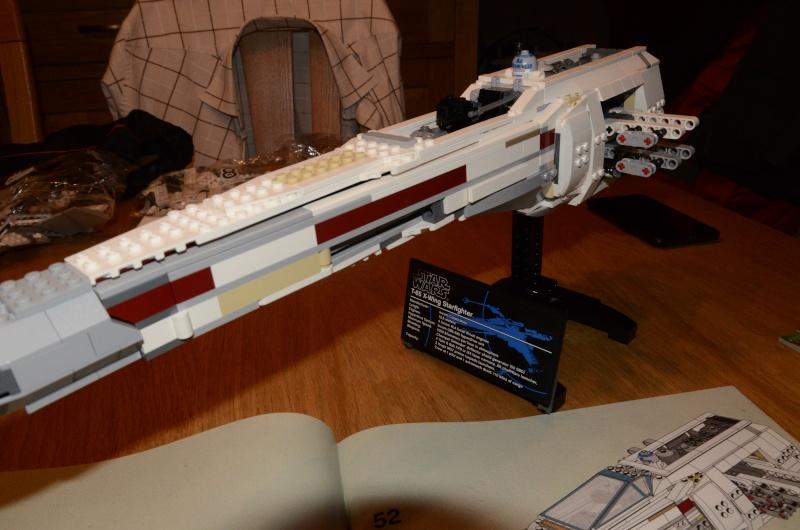 LEGO STAR WARS - 10240 - Red Five X-Wing Starfighter UCS _dsc8842