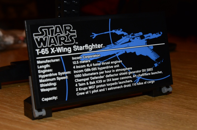 LEGO STAR WARS - 10240 - Red Five X-Wing Starfighter UCS _dsc8843