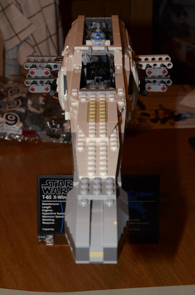 LEGO STAR WARS - 10240 - Red Five X-Wing Starfighter UCS _dsc8845