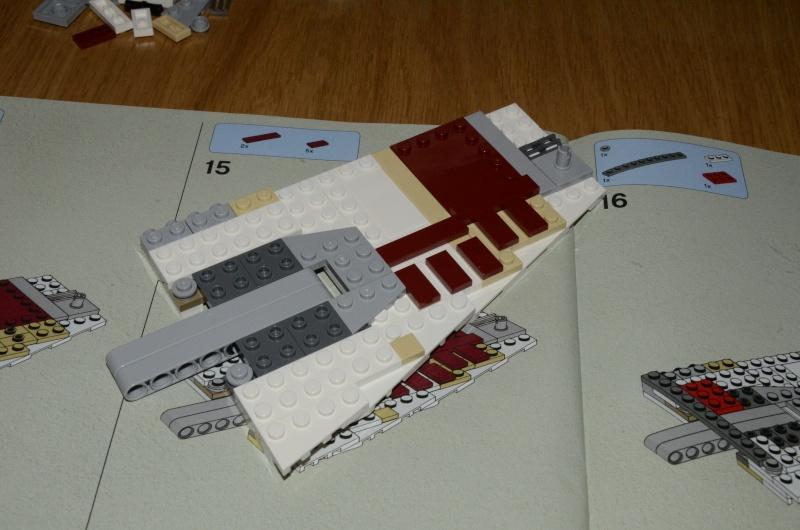 LEGO STAR WARS - 10240 - Red Five X-Wing Starfighter UCS _dsc8848