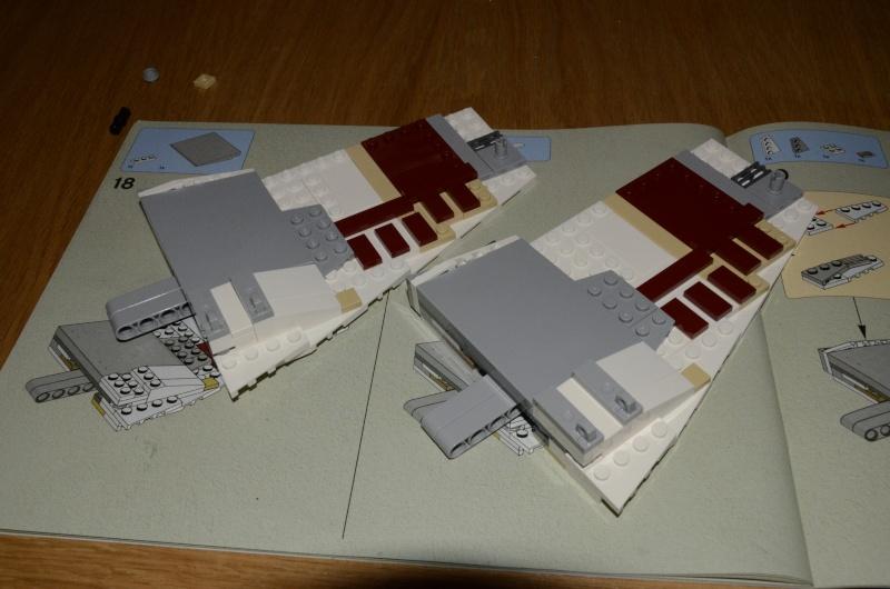 LEGO STAR WARS - 10240 - Red Five X-Wing Starfighter UCS _dsc8849