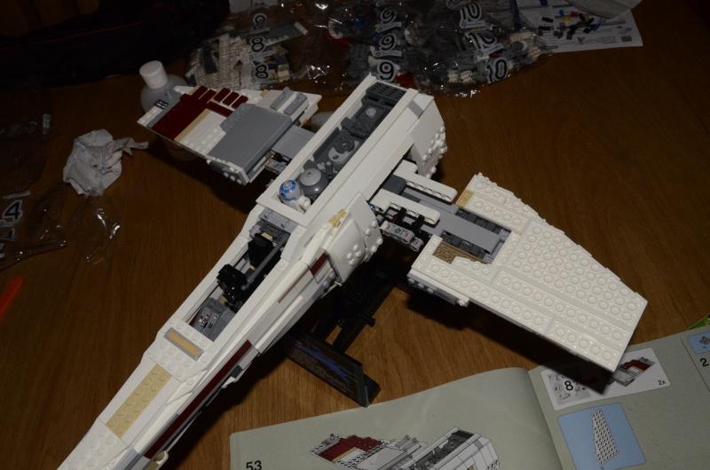 LEGO STAR WARS - 10240 - Red Five X-Wing Starfighter UCS _dsc8850