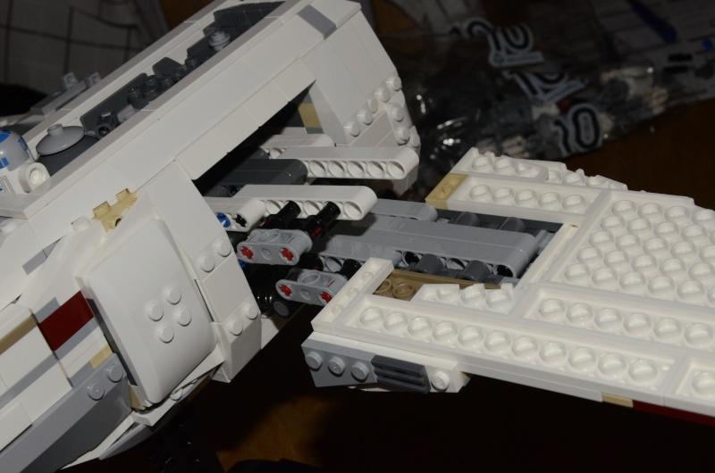 LEGO STAR WARS - 10240 - Red Five X-Wing Starfighter UCS _dsc8851