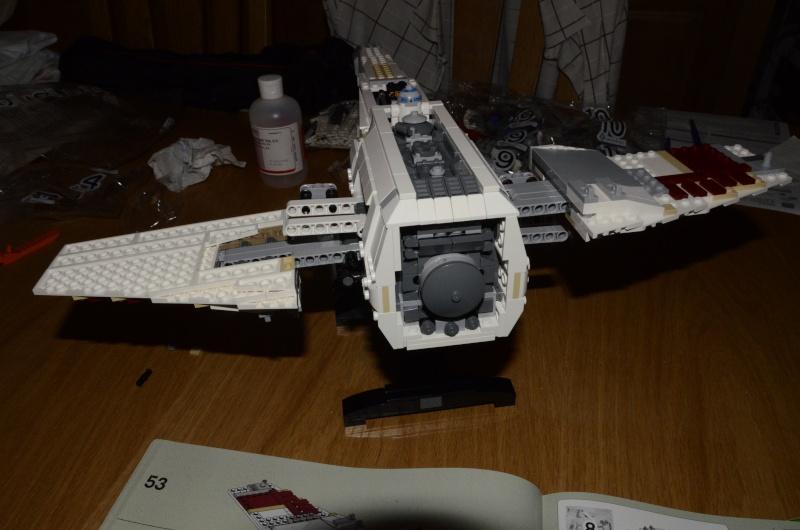 LEGO STAR WARS - 10240 - Red Five X-Wing Starfighter UCS _dsc8852