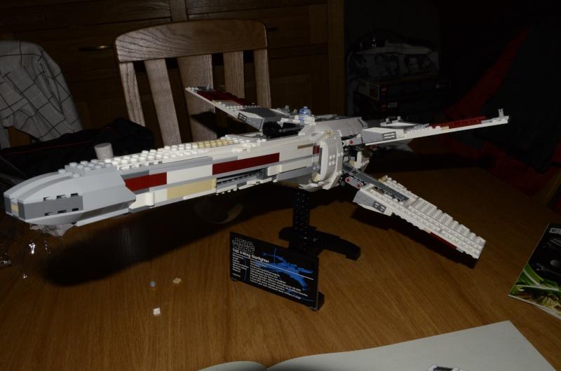 LEGO STAR WARS - 10240 - Red Five X-Wing Starfighter UCS _dsc8853