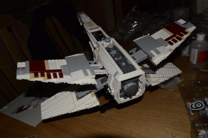 LEGO STAR WARS - 10240 - Red Five X-Wing Starfighter UCS _dsc8855