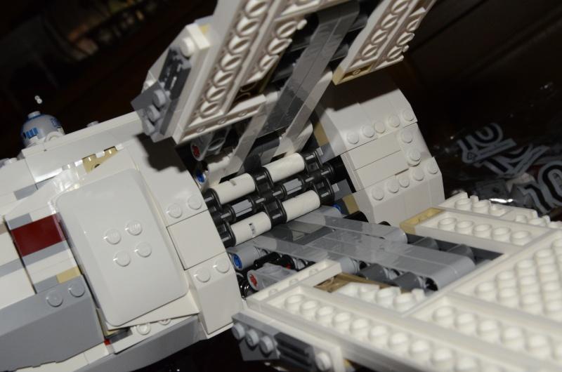 LEGO STAR WARS - 10240 - Red Five X-Wing Starfighter UCS _dsc8856