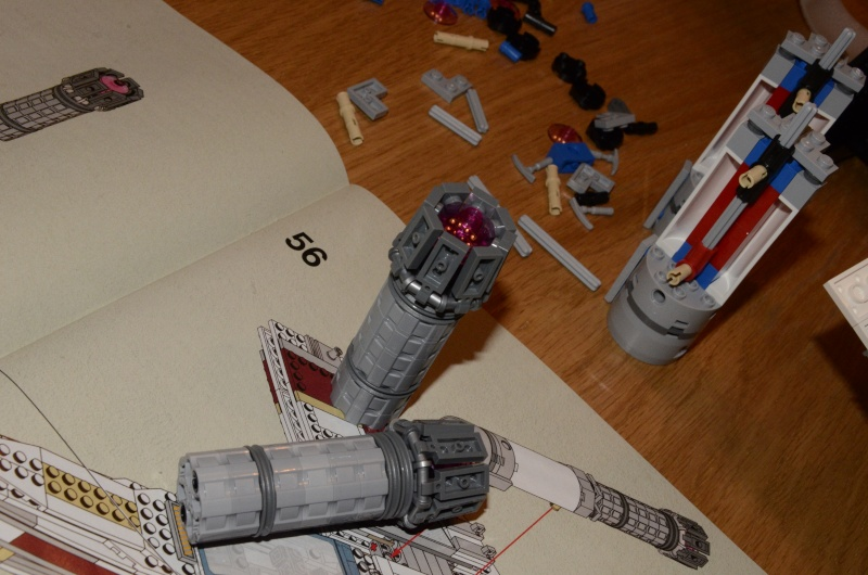 LEGO STAR WARS - 10240 - Red Five X-Wing Starfighter UCS _dsc8862