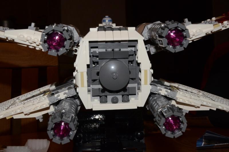 LEGO STAR WARS - 10240 - Red Five X-Wing Starfighter UCS _dsc8866