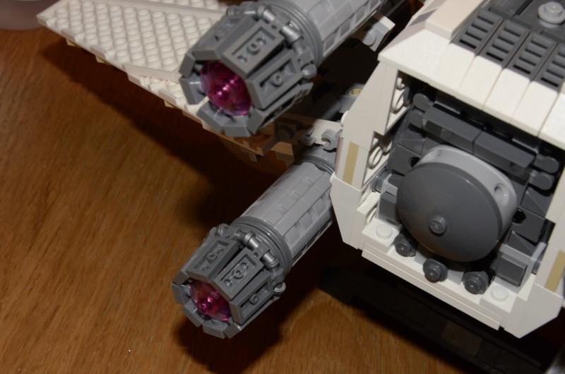 LEGO STAR WARS - 10240 - Red Five X-Wing Starfighter UCS _dsc8868
