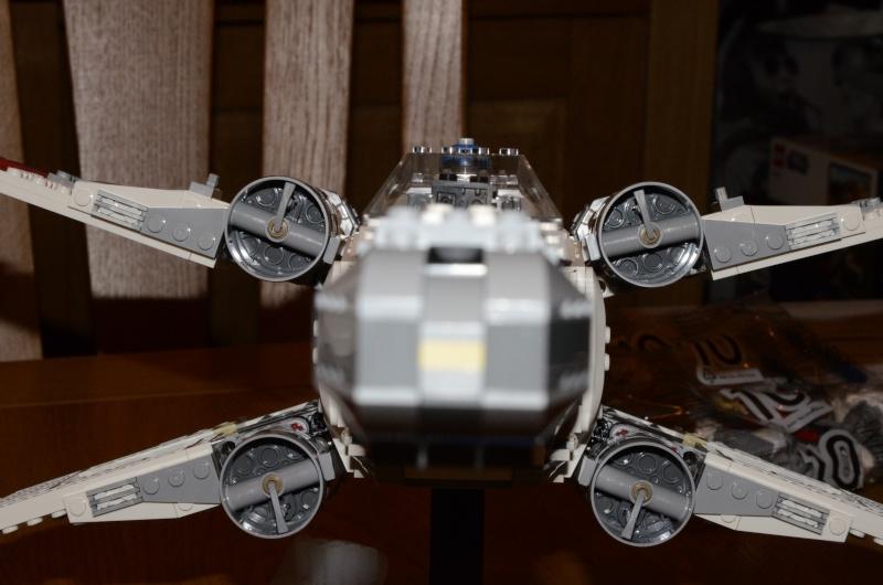 LEGO STAR WARS - 10240 - Red Five X-Wing Starfighter UCS _dsc8870