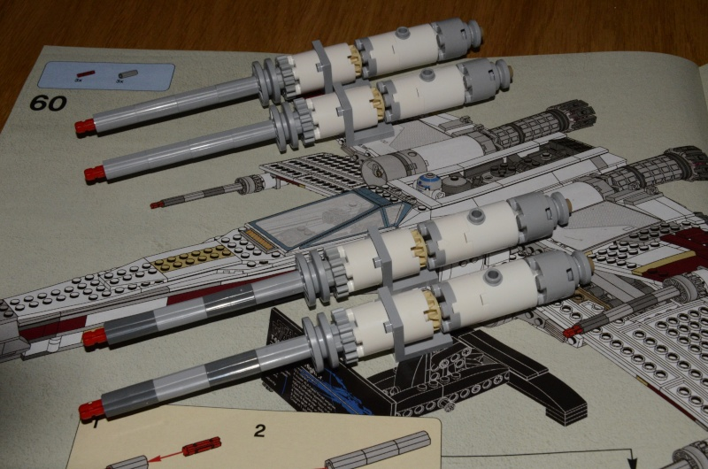 LEGO STAR WARS - 10240 - Red Five X-Wing Starfighter UCS _dsc8874