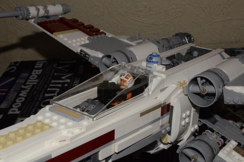 LEGO STAR WARS - 10240 - Red Five X-Wing Starfighter UCS _dsc8878