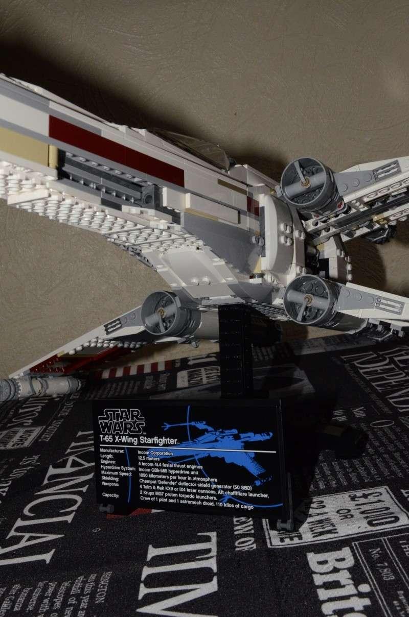 LEGO STAR WARS - 10240 - Red Five X-Wing Starfighter UCS _dsc8879