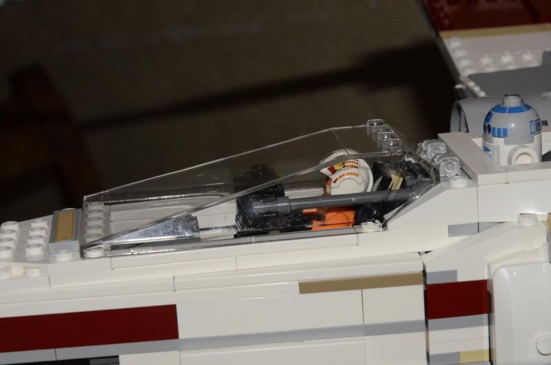 LEGO STAR WARS - 10240 - Red Five X-Wing Starfighter UCS _dsc8880