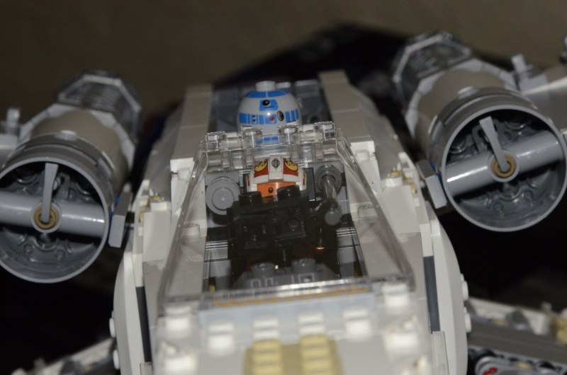 LEGO STAR WARS - 10240 - Red Five X-Wing Starfighter UCS _dsc8881