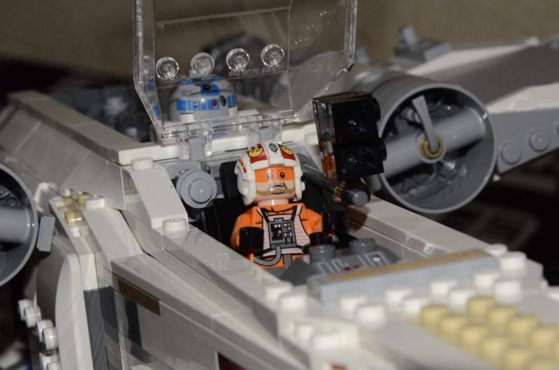 LEGO STAR WARS - 10240 - Red Five X-Wing Starfighter UCS _dsc8882