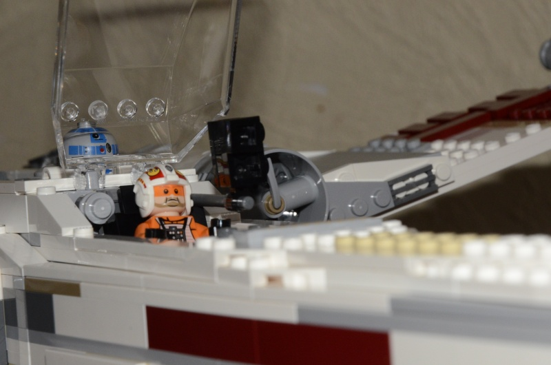 LEGO STAR WARS - 10240 - Red Five X-Wing Starfighter UCS _dsc8883