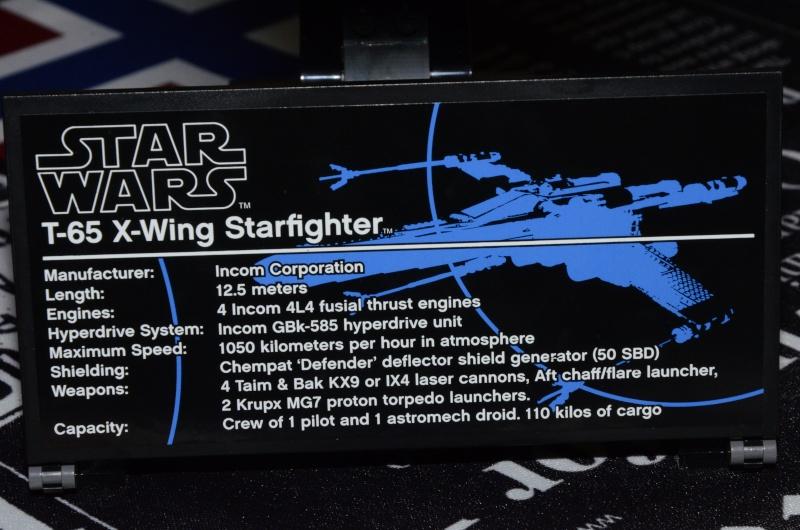 LEGO STAR WARS - 10240 - Red Five X-Wing Starfighter UCS _dsc8884
