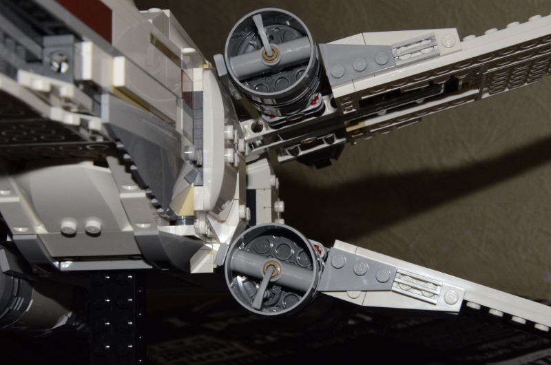 LEGO STAR WARS - 10240 - Red Five X-Wing Starfighter UCS _dsc8885